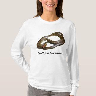 Smooth Machete Savane Ladies Long Sleeve T-Shirt