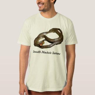 Smooth Machete Savane Organic T-Shirt