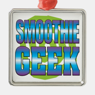 Smoothie Geek v3 Christmas Ornament