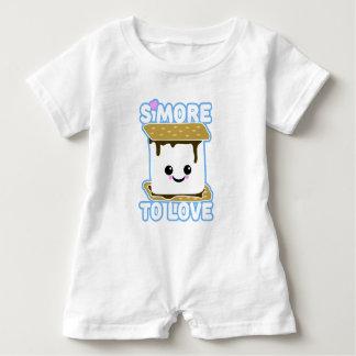 S'more to Love Baby Bodysuit