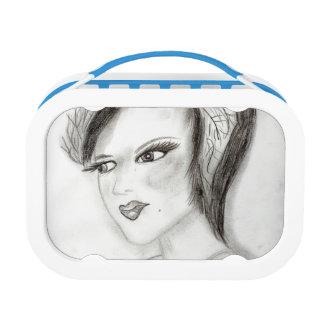SMUG 30s Girl Lunch Box