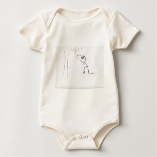 Snack Baby Bodysuit