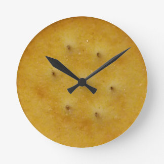 Snack Cracker Wallclocks