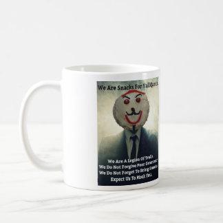 Snacks for YallQuaeda Coffee Mug