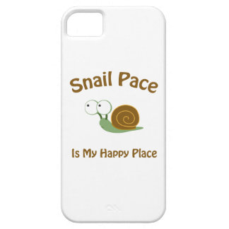 Snail Pace iPhone 5 Cases