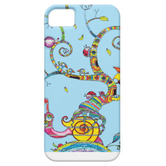 Snail Tree iPhone 5 Case