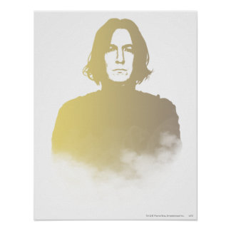 Snape Poster