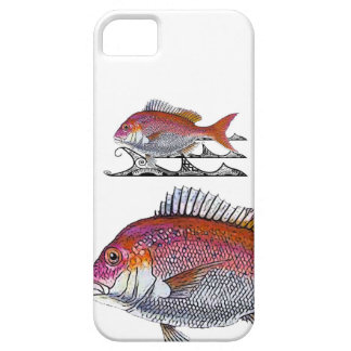 snappers - tribal waves iPhone 5 case