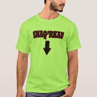 sNaqrkau T-Shirt