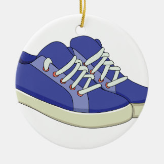Sneakers Christmas Ornament