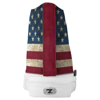 Sneakers Flag the USA