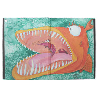 """Sneezer"" Fish With Attitude iPad Pro 12.9"" Case"