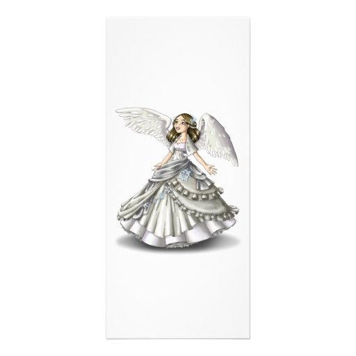Snow Angel Rack Cards