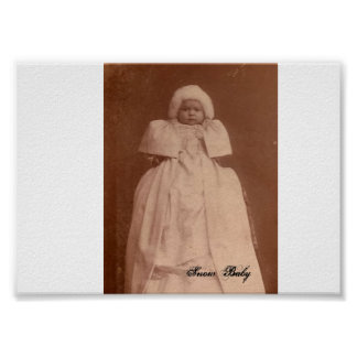 Snow Baby Poster