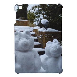 Snow Bears iPad Mini Cases