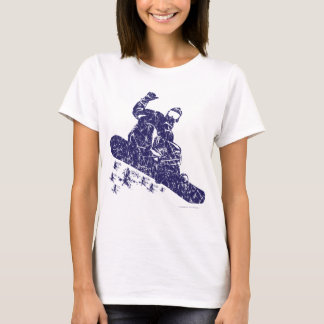 Snow-Boarder T-Shirt