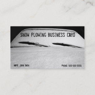 150 snow removal business cards and snow removal business card snow covered car snow removal business card colourmoves