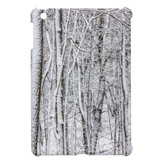 Snow Covered Forest #2.jpg iPad Mini Covers