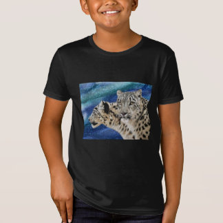 Snow Leopard Habitat T-Shirt