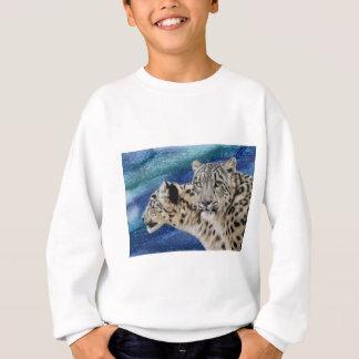 Snow Leopard Habitat Tshirt