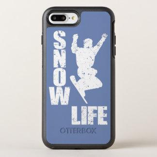 SNOW LIFE #3 (wht) OtterBox Symmetry iPhone 8 Plus/7 Plus Case