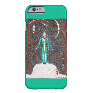 Snow Maiden Barely There iPhone 6 Case
