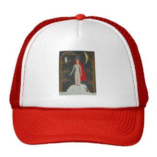 Snow Maiden (Red Version) Cap
