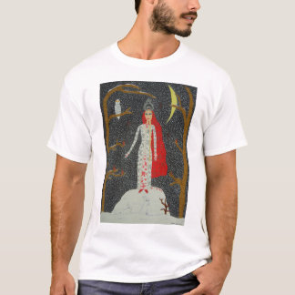 Snow Maiden (Red Version) Shirt