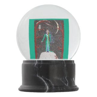 Snow Maiden Snow Globe