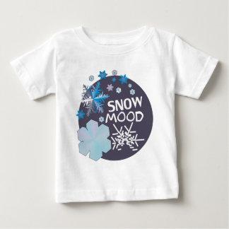 Snow Mood Baby T-Shirt
