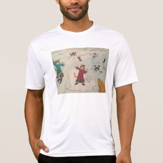 Snowball Fight T-Shirt