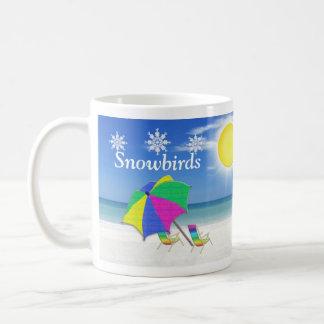 Snowbird Gifts Beach Themed Mugs