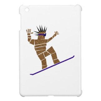 Snowboarder Case For The iPad Mini