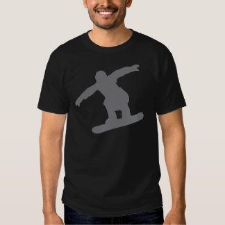 snowboarder in action snowboarding tees