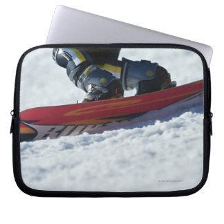 Snowboarding 4 laptop sleeve