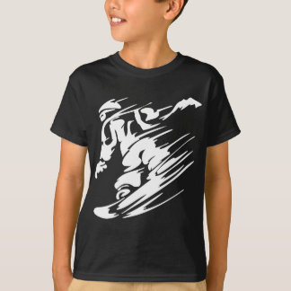Snowboarding Extreme Sport Shirts