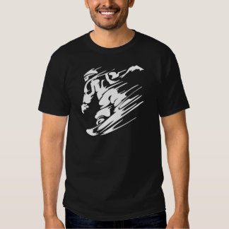 Snowboarding Extreme Sport Tee Shirt