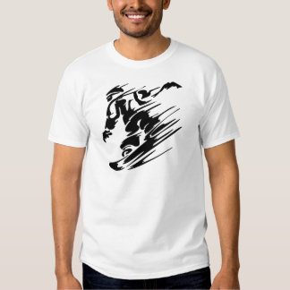 Snowboarding Extreme Sports Tee Shirt