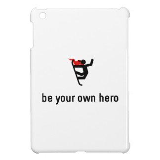 Snowboarding Hero iPad Mini Cover