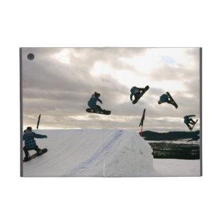 Snowboarding Tricks iPad Mini Case
