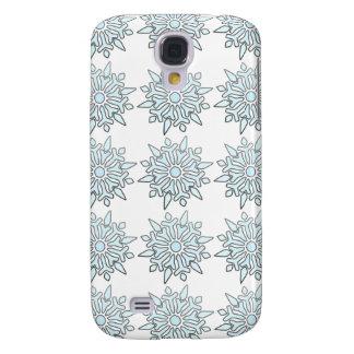 Snowflake Galaxy S4 Case