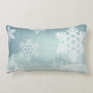 snowflake lumbar cushion