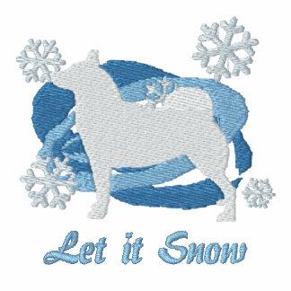 Snowflake Norwegian Buhund