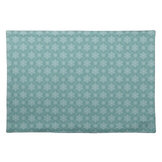 Snowflake Pattern Custom Table Placemat