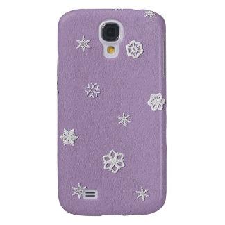 Snowflakes 3G/3GS  Galaxy S4 Case