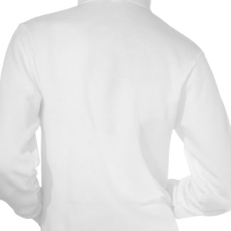 Snowflakes, embroidered look, digital painting sweatshirt