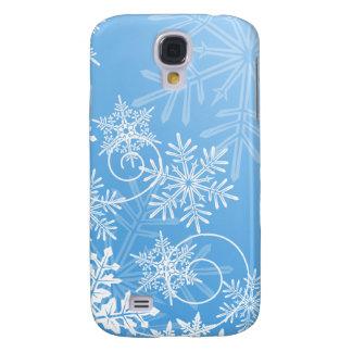 Snowflakes Galaxy S 4 Case