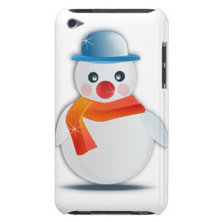 Snowman Barely There iPod Cover