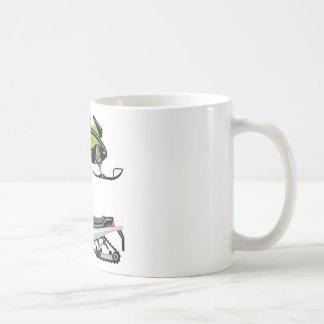 Snowmobile Coffee Mug