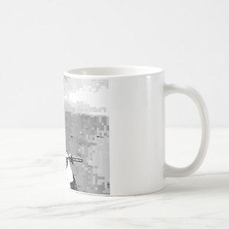 Snowmobile Freedom Coffee Mug